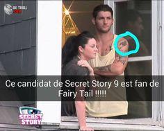 Un candidat de Secret Story fan de Fairy Tail... - Be-troll - vidéos humour, actualité insolite