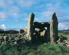 Trefignath Burial Chamber --- History buffs will be well pleased to know Anglesey has a number of both ...
