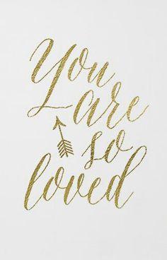 You ande LA loved