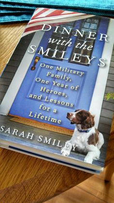 Book Review: Dinner with the Smileys | More Than A Military Spouse