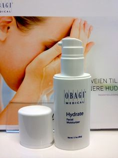 """Not sure which moisturizer is right for you? Obagi Hydrate Facial Moisturizer can be used morning and night and is dermatologist-tested to be non-irritating and non-sensitizing. """"It is a long awaited specially designed moisturizer that really lives up to Obagi name. This is perfect for anyone who uses the Obagi Nu-derm or just need a great moisturizer."""""""