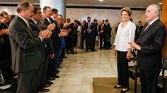 """Dilma """"corta na própria carne"""" e reduz em 10% seu próprio salário e o de ministros; co ... - http://www.ptsa.com.br/dilma-corta-na-propria-carne-e-reduz-em-10-seu-proprio-salario-e-o-de-ministros-confira-11-pontos-da-reforma/…"""