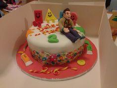 Mr Maker cake