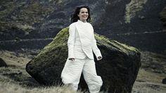 Bjork in Iceland