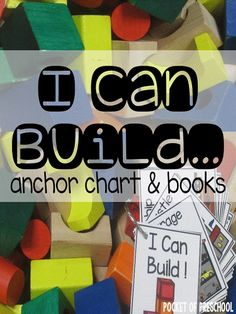 I Can Build...Blocks Center