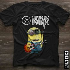 AWESOME, Linkin Park Minion!