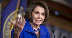 "House Minority Leader Nancy Pelosi (D-Calif.) on Monday slammed congressional Republicans' ObamaCare replacement bill as the ""Make America Sick Again"" act."