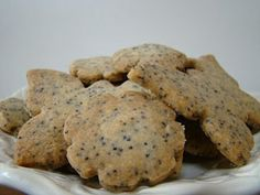 Lithuanian Poppy Seed Cookies