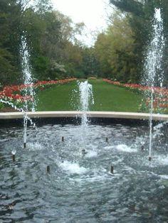 Fellows Riverside Garden, Millcreek park