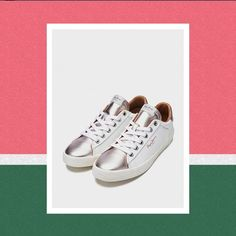 Life is a GAME 🎾 Get your 'Portobello' Casual Sneakers NOW!!! #sagiakosgr #PepeJeans #MyPepeJeans #PepeJeansSS18 #ss18 #shoelovers #sneakers #womenshoes Portobello, Pepe Jeans, Casual Sneakers, White Jeans, Spring Summer, Game, Hot, Fashion, Casual Trainers