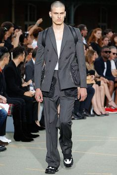 Мужская коллекция Givenchy S/S 2017 (Интернет-журнал ETODAY)