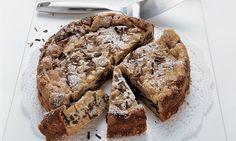 Gâteau crumble au chocolat - Recettes - Le lait suisse
