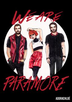 WE ARE PARAMORE - Paramore Photos