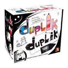 Duplik ASMODEE - Jeux d'ambiance, entre amis
