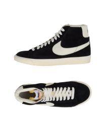 NIKE - High-top sneaker
