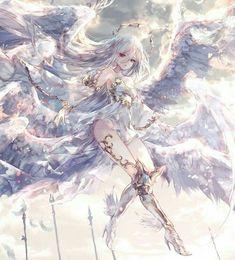 #wattpad #fantasa Tn es miembro de los 7 pecados capitales.Pero un día es transportada a otra dimensión. Espero que les guste 💖💖💖💖💖💖💖💖 Anime Angel Girl, Manga Anime Girl, Cool Anime Girl, Pretty Anime Girl, Anime Girl Drawings, Beautiful Anime Girl, Kawaii Anime Girl, Anime Art Fantasy, Anime Krieger