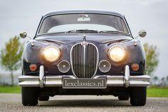 Jaguar MKII 3.8 liter - Lex Classics