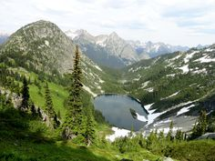 "Try This Trail: Maple Pass -- ""Is this the best loop hike in the state? (Probably.)"""