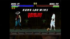 Mortal Kombat Trilogy - All KUNG LAO (MK2) Fatalities