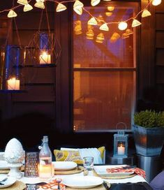 Decorating With Outdoor Lanterns