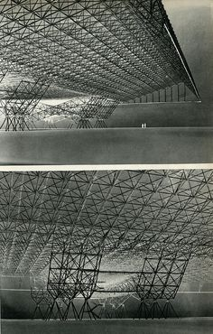 Konrad Wachsmann. Domus 302 January 1955: 5 | RNDRD - space frame!