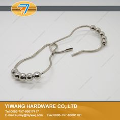 10 years manufacturer direct wholesale metal small curtain rings