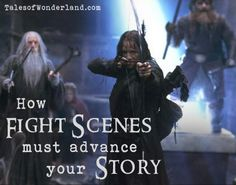 Fight scenes need to advance the plot, advance the character arcs… all the while keeping the pace of battle. Here is all you need to write epic Fight Scene!