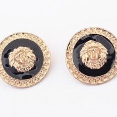 """Selling this """"Lion symbol earrings❤️"""" in my Poshmark closet! My username is: zen_elite_. #shopmycloset #poshmark #fashion #shopping #style #forsale #Accessories"""