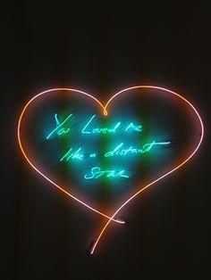 Tracey Emin @ Art Basel Miami 2012