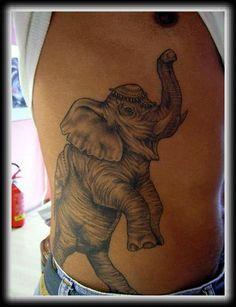 elephant tattoo | Elephant Tattoos