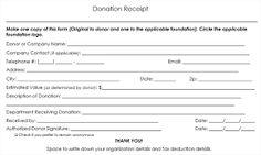 donation receipt sample free donation receipt template receipt template invoice template templates printable