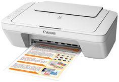 Buy #Canon PIXMA MG 2570 Multi Function Inkjet Color #Printer - Buy Now Price: INR 2,379.00