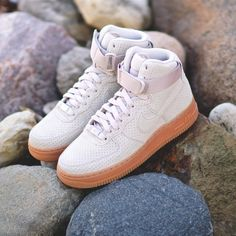 """Nike wmns Air Force 1 Mid """"string"""""""