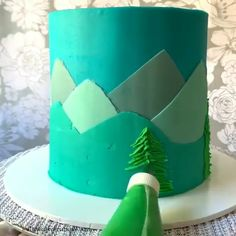 Unique icing tips and tricks using buttercream - Unique Wedding Cakes Cake Decorating Frosting, Cake Decorating Designs, Creative Cake Decorating, Cake Decorating Techniques, Cake Decorating Tutorials, Cake Designs, Decorating Ideas, Cake Icing, Cupcake Cakes