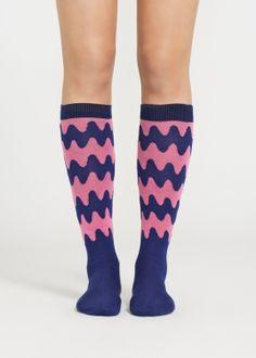 marimekko Larus (Lokki socks)