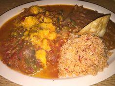 El Tepeyac Cafe,L.A.,CA  Huevos Rancheros