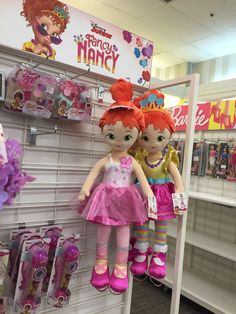 Spotted these large Fancy Nancy soft dolls at Kohls. Such cute expressions. Fancy Nancy, Soft Dolls, Kohls, Tea Party, Harajuku, Little Girls, Birthdays, Costumes, Cute
