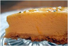 torta mousse de maracujá « Trem Bom