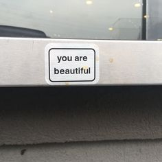 Sneaky drive-thru #yabsticker Where have you found one?