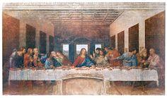 the sacrament , Leonardo Da Vinci  1495 AD