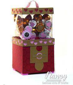 Hola Latinas! El amor está en el aire y por eso hemos creado algunos proyectos para el Día de San Valentín y te retamos a que hagas lo q...