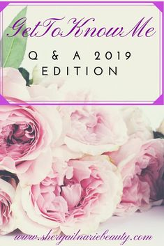 Get To Know The Girl Behind The Blog: Q & A 2019 Edition Getting To Know, Style Icons, Posts, Lifestyle, Blog, Beauty, Fashion, Moda, Messages