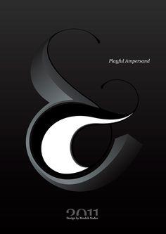 #Ampersand. #Moshik Nadav