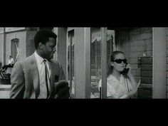 A Patch of Blue (1965) - One of the most romantic movies I've ever seen, and certainly one of my favorites