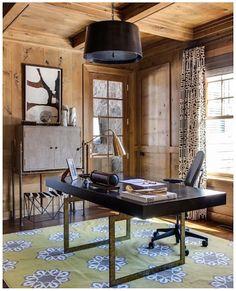 Madeline Weinrib Cotton Samosa Carpet. Design by Jen Going Interiors