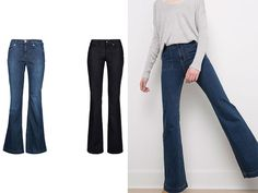 jeans a zampa autunno 2016