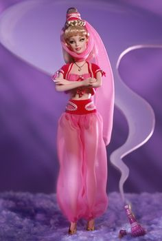 "Barbie® Doll as Jeannie From ""I Dream Of Jeannie™"" 
