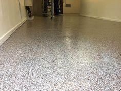 Epoxy Flake Flooring- Sure Seal- Vanlue OH