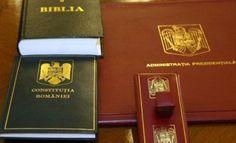 Judecatorii Curtii Constitutionale au stabilit, in urma analizei proiectului de revizuire a Constiutiei, ca acea modificare potrivit careia persoanele fizice si juridice sunt obligate sa se prezinte i Romani, Bible