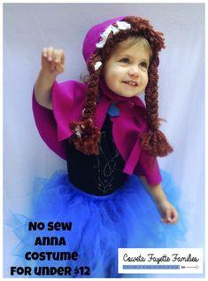Disfraces infantiles caseros, de compra… Y a correr!!